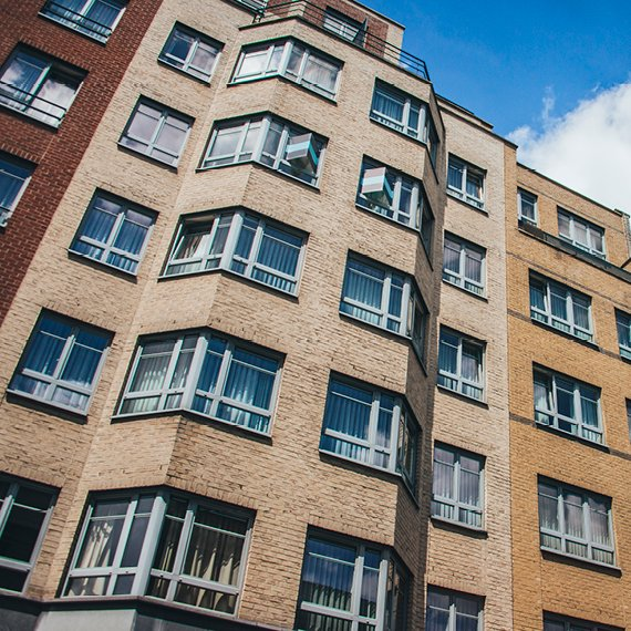 Immeuble appartements logement AIS